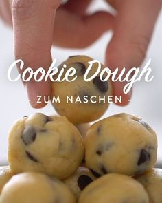 Edible Cookies, Healthy Cookies, Healthy Cookie Dough, Tartiflette Recipe, How To Make Cookies, Cookies Et Biscuits, Healthy Dinner Recipes, Drink Recipes, Cookie Recipes