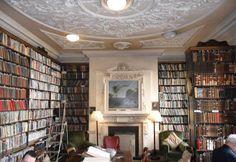NottsLit: Bromley House Library