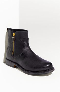 Rag and bone moto boots. Perfect for skinnies, skirts and dresses. (Yes, I said dresses!)