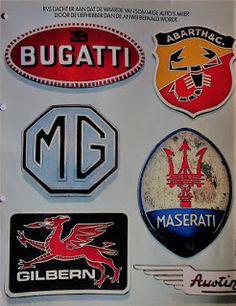Digitale Bibliotheek: 15mei17 Car logo's