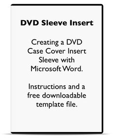Microsoft Word Coupon Template This Is Genius Use A Dvd Case For The Grocery List On One Side And .