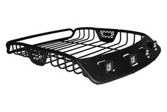 "Go Rhino® - 48"" SR40 Series Roof Rack with 3"" LED Lights"