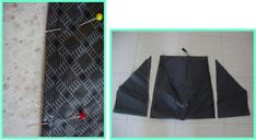 Come fare shopping bag Shopping Bag, Sewing, Relax, Vintage, Products, Home, Dressmaking, Accessories, Bricolage