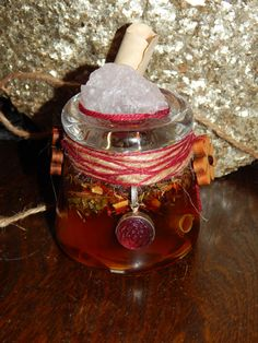 Neue Liebe Honig Jar - Jar Zauber - Beziehung Spell - Liebeszauber Honig…
