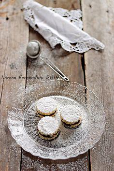 Biscotti alla vaniglia come zucchero filato senza glutine