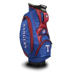 Texas Rangers Victory Cart Golf Bag - $249.99
