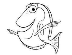 Finding Nemo Coloring Pages Disney For Kids Thousands Of Free Printable