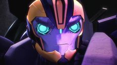 Transformers Prime Beast Hunters Predacons Rising, amazing how much a voice can change a character.