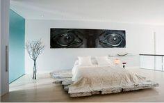 Lovely Mükemmel Yatak Odası İçin 12 Modern Tasarım Fikri   Ev Düzenleme Fikirleri Gallery