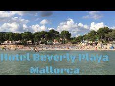 Hotel Beverly Playa, Paguera, Mallorca, cestovní kancelář EMMA Brno - YouTube