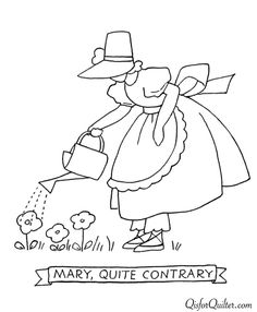 Mary-Quite-Contrary