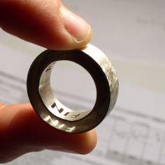 Formålet med en dick ring