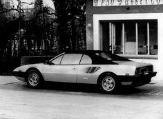 Ferrari Mondial Cabriolet Prototipo '1983