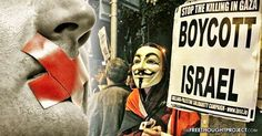 US Lawmakers Seek to Throw Citizens in Prison for Decades if They Boycott Israel