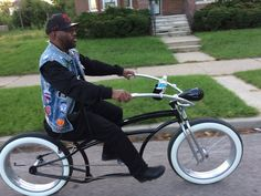 Slow roll through Motor City: https://www.theguardian.com/cities/gallery/2016/nov/02/pimp-my-bike-detroit-custom-cycles-slow-ride-in-pictures