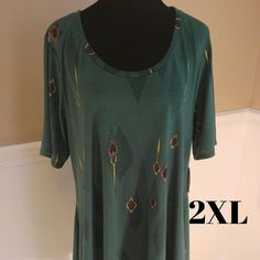 LuLaRoe Perfect T LuLaRoe's Perfect Tee top birthday fun swing shape complemented by flirty side skits and a flattering half sleeve that make this simple comfortable top the star of any outfit. Pair with any of lularoe skirts and leggings for a look that can't be ignored!!!! LuLaRoe Tops Tees - Short Sleeve