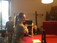 Paola Albini - Tour guides of Franco Albini Foundation
