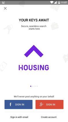Housing Login