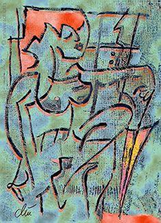 Jacqueline Ditt - Lady with Umbrella (Dame mit Regenschirm) - universal arts Galerie Studio - Original Grafik Druck limitiert handsigniert und nummeriert - Alurahmen weiss universal arts Galerie Studio edition http://www.amazon.de/dp/B00QAWU2O6/ref=cm_sw_r_pi_dp_E9Iuwb0GRD2Y5