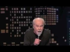 George Carlin Talks About Education & the American Dream