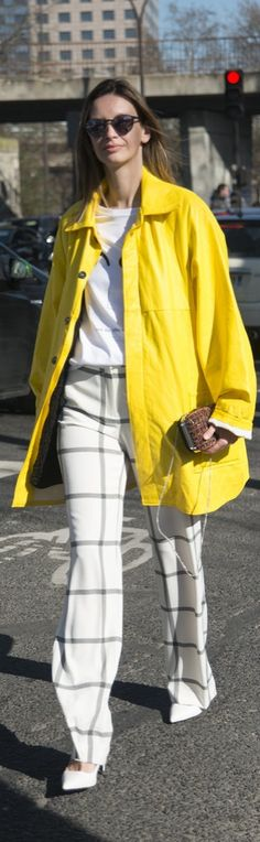 Refresh Your Childhood Classic Raincoat and Rock It With Unexpected Pieces