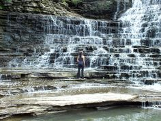 Albion Falls, Hamilton, Ontario Albion Falls, Hamilton Ontario, O Canada, The Province, Solitude, Small Towns, The Great Outdoors, To Go, Coast