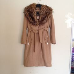 Guess Harlow Belted coat! brand new with tag! Guess Jackets & Coats