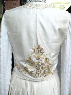 Folk Costume, Costumes, Greek Culture, Folk Dance, Royalty, Silk, Wedding Dresses, Greece, Handmade