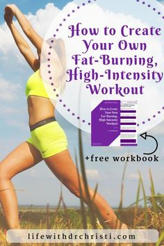 Create your own workout | Fat-burning workout | High-intensity workout | Workout at home | HIIT workout | Lose weight fast | Health & fitness