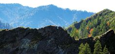 GSMNP - Hike To Mt. LeConte: Alum Cave Trail - 13 mile Roundtrip to the top and back