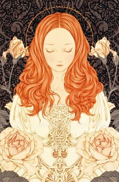 "from ""Innocence"" by Takato Yamamoto"