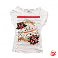 T-shirt Stay True - Collezione Hello Sailor - Amemaia