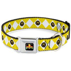 Buckle-Down 9-15' 'PRA-Power Rangers Logo Full Color' Dog Collar *** For more information, visit image link. (This is an affiliate link and I receive a commission for the sales)
