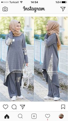 Top Trending Summer Clothes Ideas for Women – Page 11 – icanpinview Abaya Style, Hijab Style Dress, Hijab Outfit, Islamic Fashion, Muslim Fashion, Modest Fashion, Fashion Dresses, Muslim Girls, Muslim Women