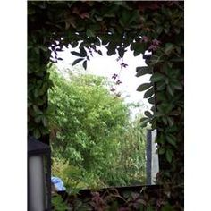 Acrylic Garden Outdoor Mirror - Plain Sheets | Garden Mirrors. Outdoor Mirrors & Illusion Mirrors | Products