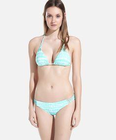 Sujetador bikini foam tie & dye - OYSHO