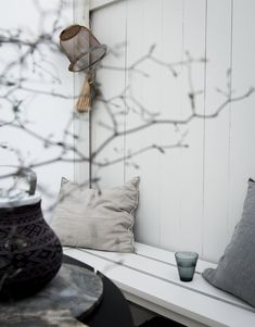 Val, citizen of the world and dreamer Outdoor Rooms, Outdoor Gardens, Outdoor Living, Scandinavian Garden, Display Homes, Plank, The Dreamers, Diy Furniture, Design Art