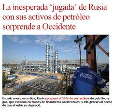 ARMAK de ODELOT: La inesperada 'jugada' de Rusia con sus activos de...