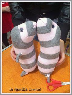 La Datilera penguin socks