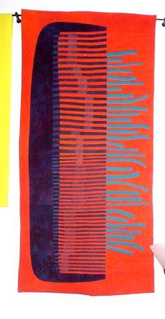 Comb no. 2/ Judy Kirpich