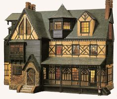 dollhouse miniatures by bill whiting