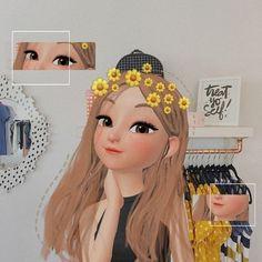 Unicorn Wallpaper Cute, Iphone Wallpaper Glitter, Cute Emoji Wallpaper, Hippie Wallpaper, Cute Cartoon Wallpapers, Cute Cartoon Pictures, Cute Cartoon Girl, Cute Love Cartoons, Miraculous