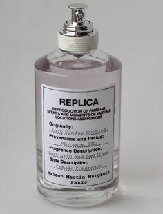 Коллекция ароматов Replica, Maison Martin Margiela   Мангуста.ру