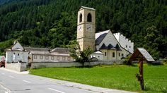 Monastery of St John in Müstair - European Traveler Carolingian, Switzerland, Building, Travel, Viajes, Buildings, Trips, Traveling, Tourism