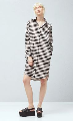 410de8152632 8 Shirtdresses to Take You from Work to Play