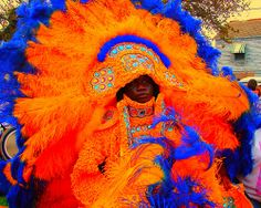 Mardi Gras Indians | Mardi Gras Indian