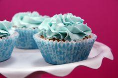 Vanilla Cupcakes (Gluten Free)