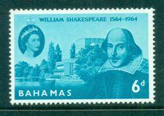 Bahamas 1964 Shakespeare MLH