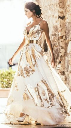 Alessandro Angelozzi Couture 2016 Wedding Dresses | World of Bridal