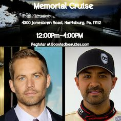 A Recap of the Paul Walker/Roger Rodas Memorial Cruise and Dyno Day - a Charitable event in Harrisburg, PA